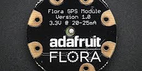 Tutorial wearable electronic platform Flora adafruit - Zagarolo biglietti