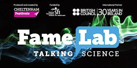 FameLab Galway 2020 tickets