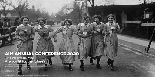 AIM National Conference 2020: 'Fit for the Future?'