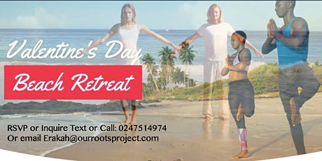 Valentine's Day Beach Retreat tickets