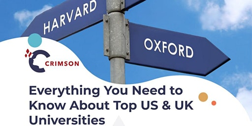 Top Universities in the US & UK