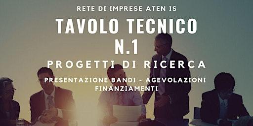 Tavolo Tecnico N.1