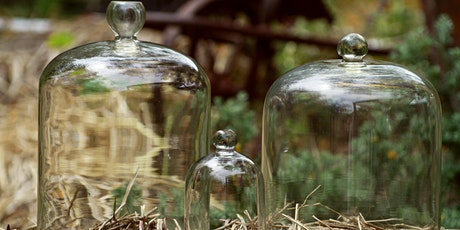 Handle with Care: Collectable glass for the garden tickets