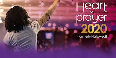 Heart of Prayer 2020 tickets
