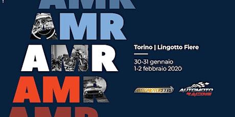 VIENI A TROVARCI AD AUTOMOTORETRO' 2020  E VINCI UN TF pro | lite biglietti
