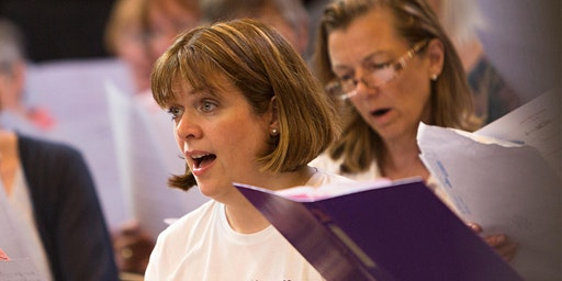 Come & Sing: Brahms Requiem (in English)