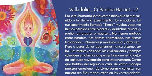 Conferencia Chakras Valladolid