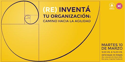 (Re)Inventa tu organización_Buenos Aires