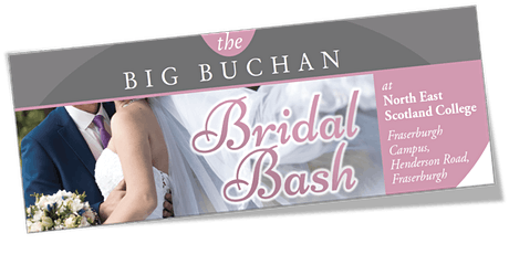 Big Buchan Bridal Bash 2020 tickets