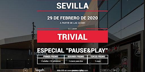 Trivial Especial Pause&Play en Pause&Play Lagoh