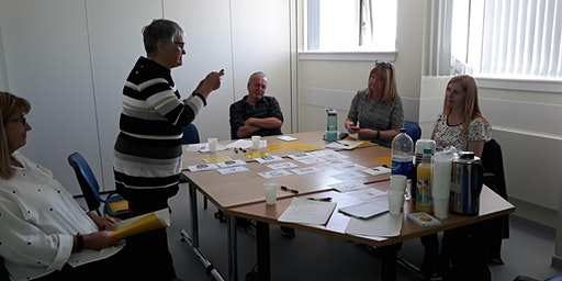 Voices Scotland Session - Turriff Aberdeenshire Wellbeing Festival
