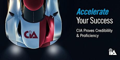 Delavnica: Priprave na Certifikat - Certified Internal Auditor® (CIA®) 2020 tickets