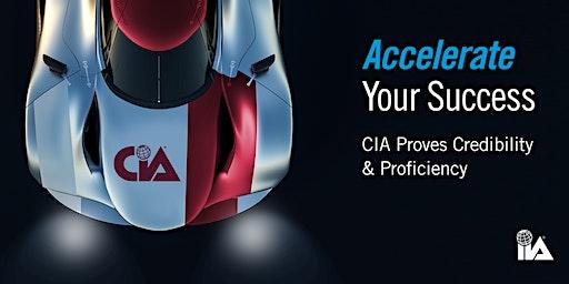 Delavnica: Priprave na Certifikat - Certified Internal Auditor® (CIA®) 2020