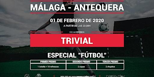 Trivial Especial Futbol en Pause&Play La Verónica