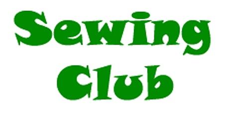 Sewing Club tickets