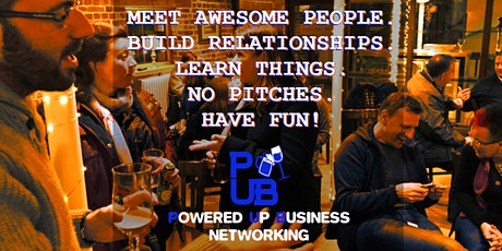 Powered Up Business Networking February 2020 tickets