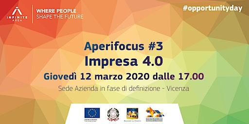Aperifocus #3 - Impresa 4.0