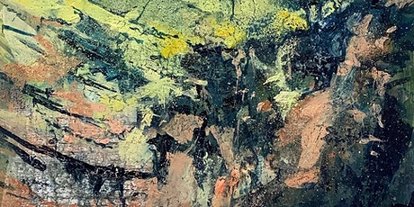 Experimental & Expressive Acrylics: 3 Week Evening Course with Phil Creek tickets