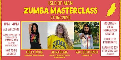 Zumba Masterclass: Isle of Man tickets