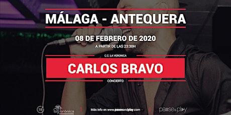 Concierto Carlos Bravo en Pause&Play La Verónica tickets