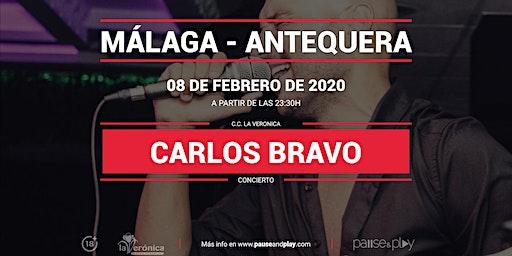 Concierto Carlos Bravo en Pause&Play La Verónica
