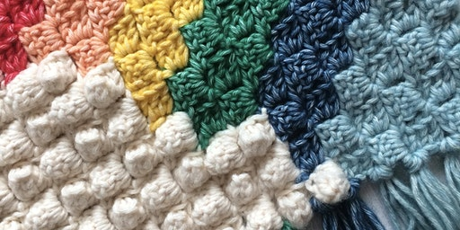 Introduction to corner to corner crochet
