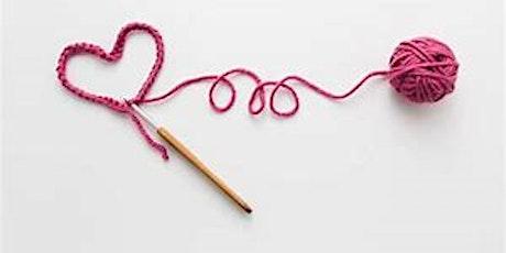 Crochet 101 - Beginner Level tickets