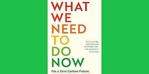 Chris Goodall, Chippenham: What We Need To Do Now