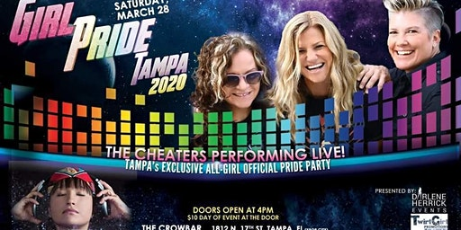 GirlPride Tampa 2020 March 28th 4pm