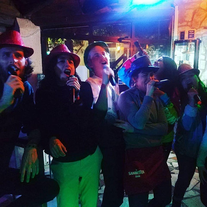 Immagine Babel Karaoke Party! Friday night we sing together!