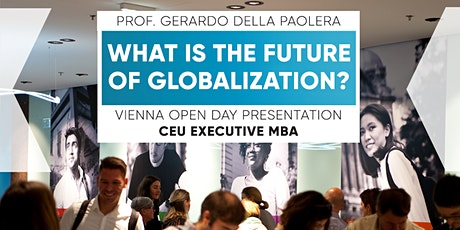 CEU Executive MBA Vienna Open Day tickets