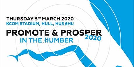 Promote & Prosper 2020 tickets