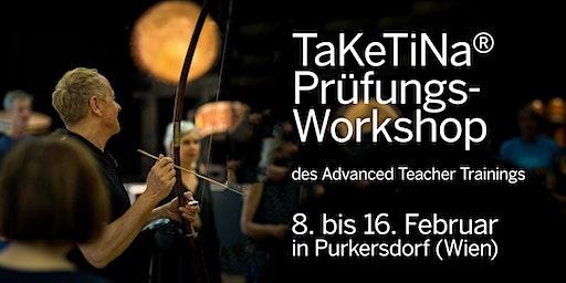 TaKeTiNa® Prüfungs-Workshop