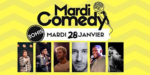Mardi Comedy #9