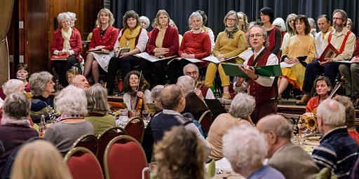 The Ridgeway Singers & Band Tea with William Barnes