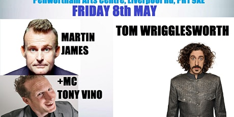 Comedy Night at The Venue No. 7 tickets