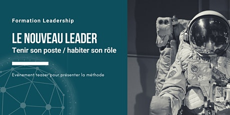 Leadership/transformation-Tenir son poste, habiter son rôle (25/02 complet) billets