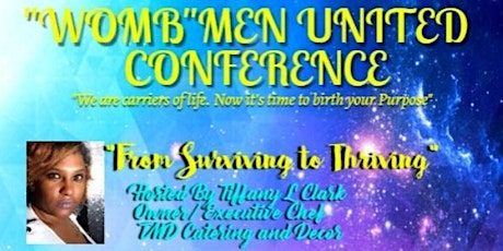 """""""Womb""""men United Conference tickets"""