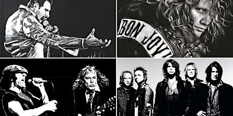 QUEEN + BON JOVI + AC/DC + AEROSMITH (CONCIERTOS TRIBUTO Y SESION ESPECIAL) entradas