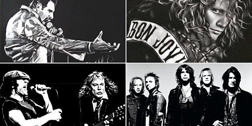 QUEEN + BON JOVI + AC/DC + AEROSMITH (CONCIERTOS TRIBUTO Y SESION ESPECIAL)