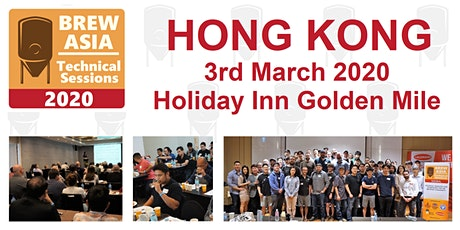 Brew Asia 2020 - Hong Kong tickets