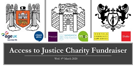Access to Justice Charity Fundraiser tickets