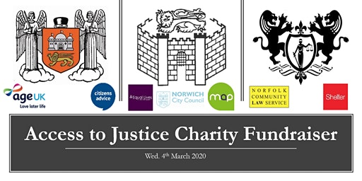 Access to Justice Charity Fundraiser