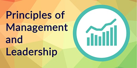 Principles of Management and Leadership tickets