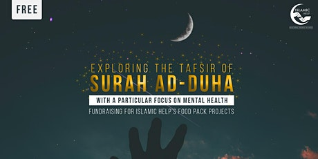 Exploring The Tafsir of Surah Ad-Duha - Sheffield tickets