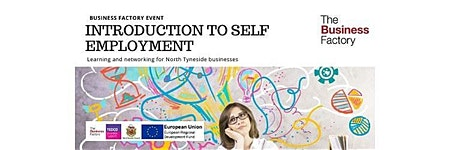 Introduction to Self-employment   Tuesday 18th February at 10am