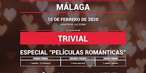 Trivial Especial Películas Románticas en Pause&Play Plaza Mayor
