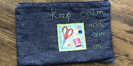 Sew a Toiletries Bag tickets