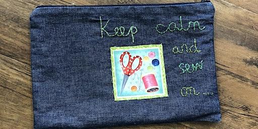 Sew a Toiletries Bag