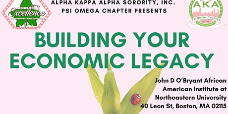 Building Your Economic Legacy tickets